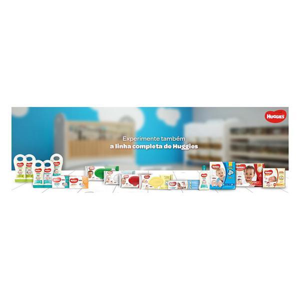Toalha Umedecida Huggies Max Clean 19,3cm x 15,7cm Pacote 48 Unidades