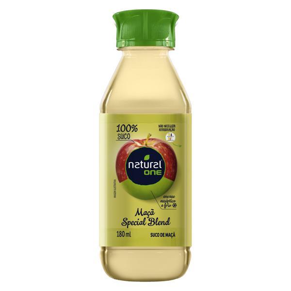 Suco Special Blend Maçã Natural One Ambiente Garrafa 180ml