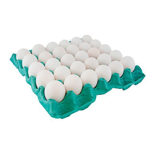 Ovos LOYOLA Branco Grande Com 30 Unidades