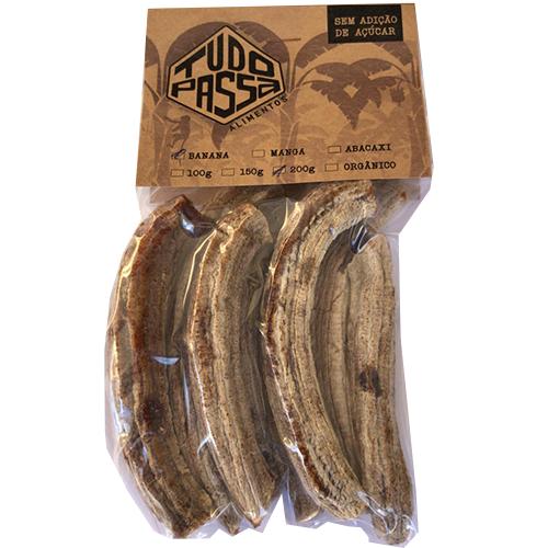 Banana Passa (200g)