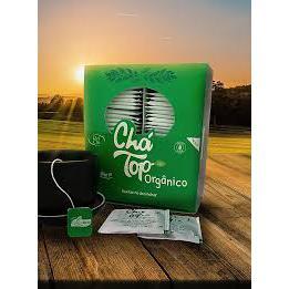 Chá Top (60 Sachês-90g) - Orgânico