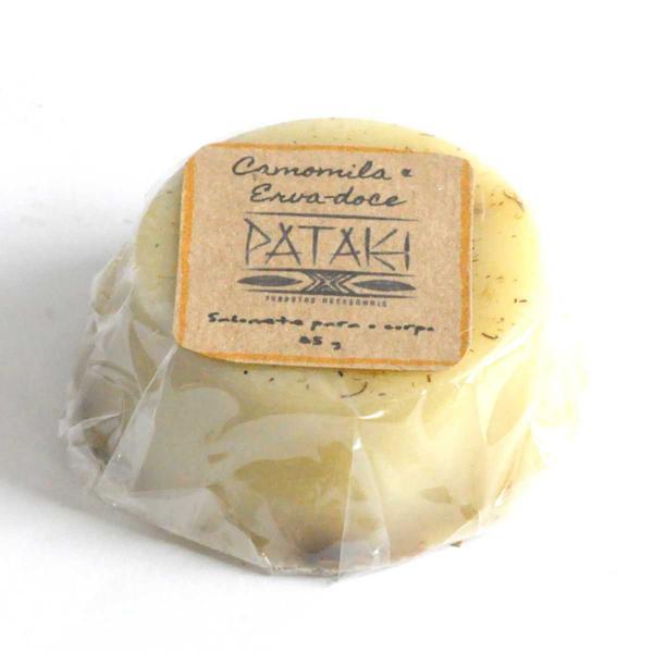 Sabonete camomila e erva-doce 60g - Pataki