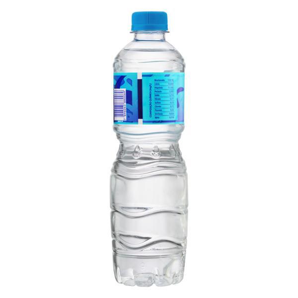 Água Mineral Natural sem Gás Minalba Garrafa 510ml
