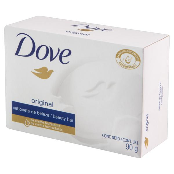 Sabonete em Barra Original Dove Caixa 90g