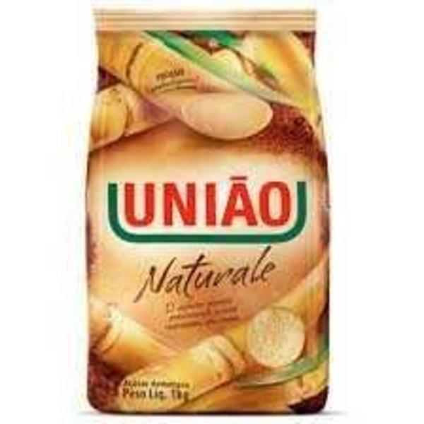 Açúcar UNIÃO Naturale 1Kg