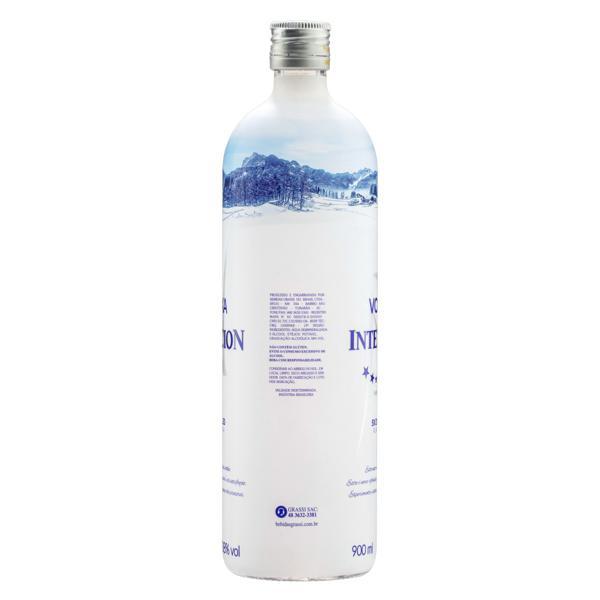 Vodka 5x Destilada Intencion Garrafa 900ml