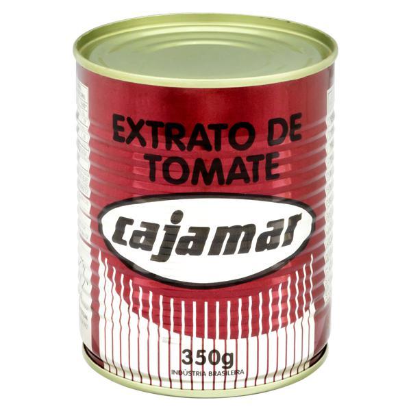 Extrato de Tomate Cajamar Lata 350g