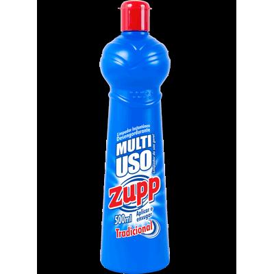 Limpador ZUPP Tradicional Squeezy 500ml