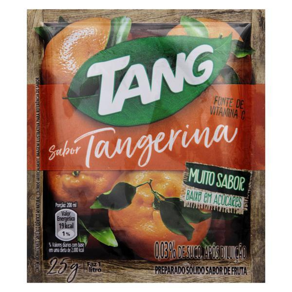 Refresco em Pó Tangerina Tang Pacote 25g