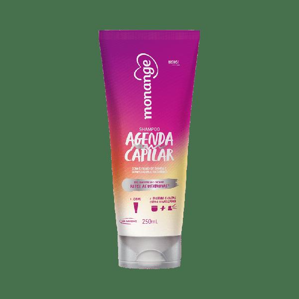 Shampoo MONANGE Agenda Capilar 250ml