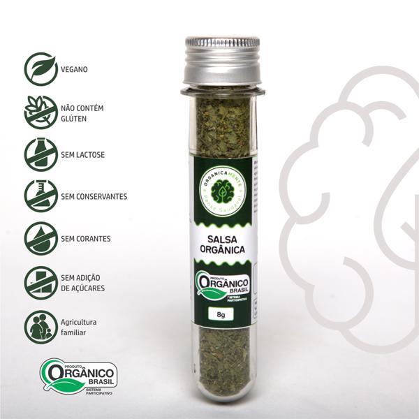 Salsa Orgânica 8g