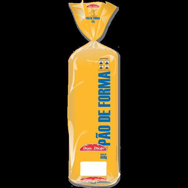 Pão Dom Diego Sanduiche 450G