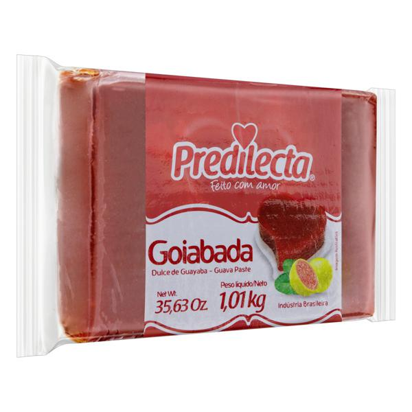 Goiabada Predilecta Pacote 1,01kg