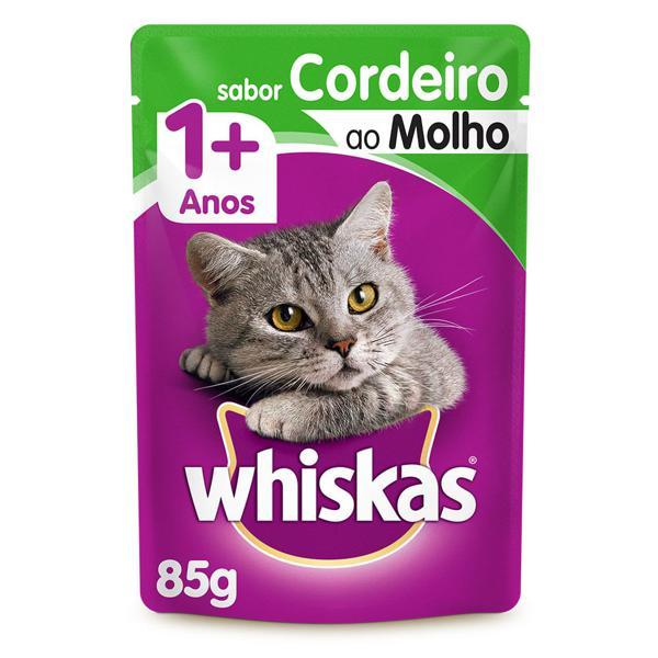 Whiskas Cordeiro 85G