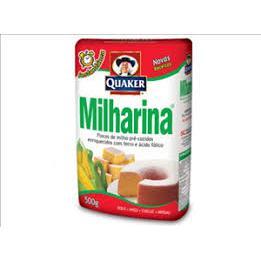 Farinha De Milho Cuscuz Milharina QUAKER 500g