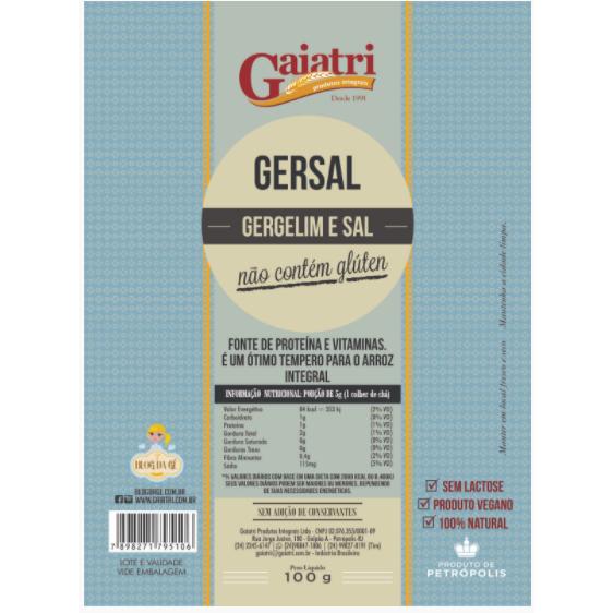 Gersal Gaiatri 100g