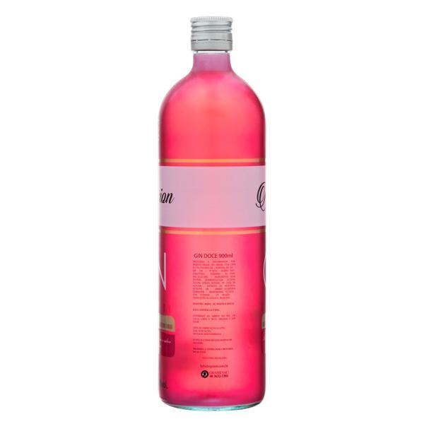 Gin Doce Strawberry Intencion Garrafa 900ml
