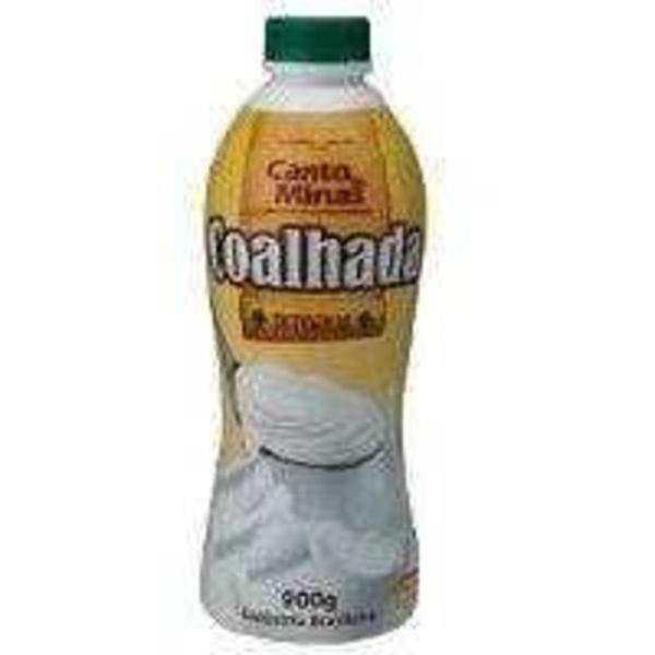 Coalhada CANTO DE MINAS Integral 900ml