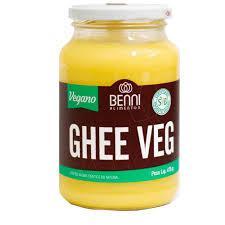Manteiga Ghee Vegana Tradicional 200g - Benni