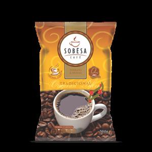 Cafe Sobesa Torrado E Moido 500G Pacote