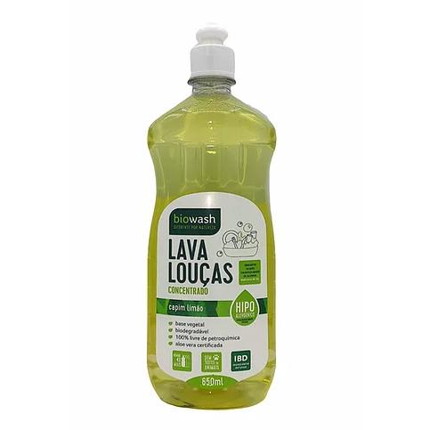 Lava Louças Capim Limão Bio Wash 650ml