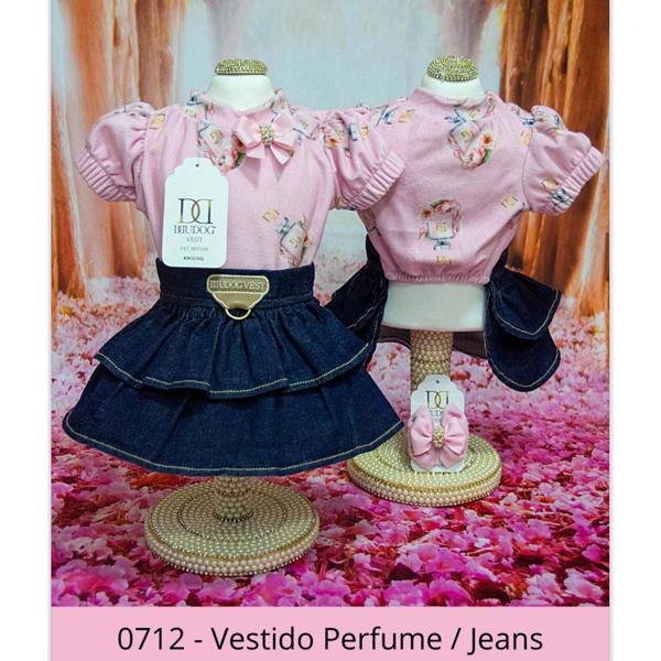 Vestido Perfume Jean Dudog Vest
