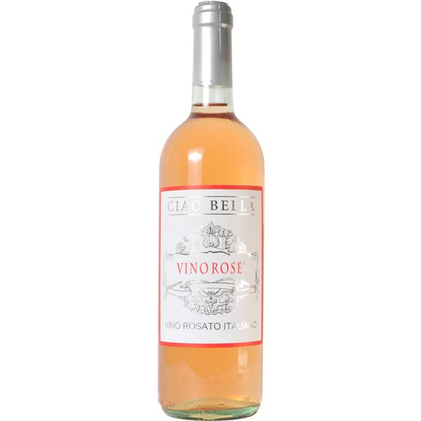Vinho Italiano Ciao Bella Vino Rose 750Ml