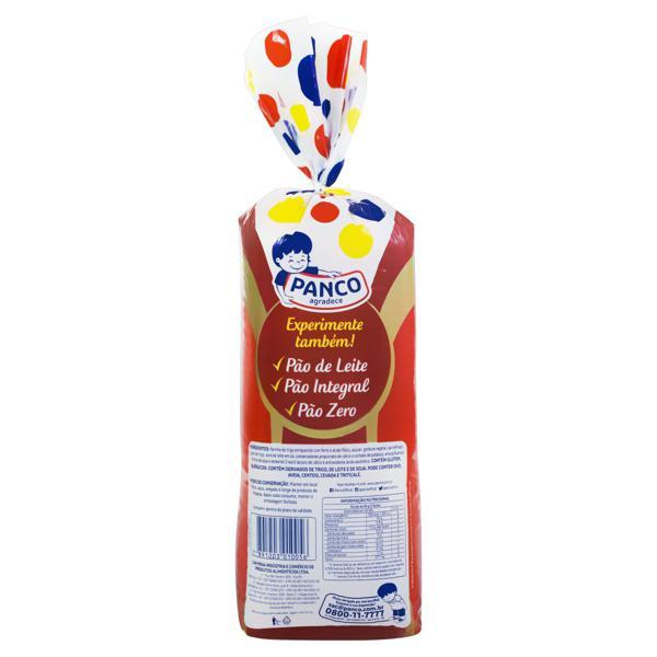 Pão de Forma Panco Premium Pacote 500g