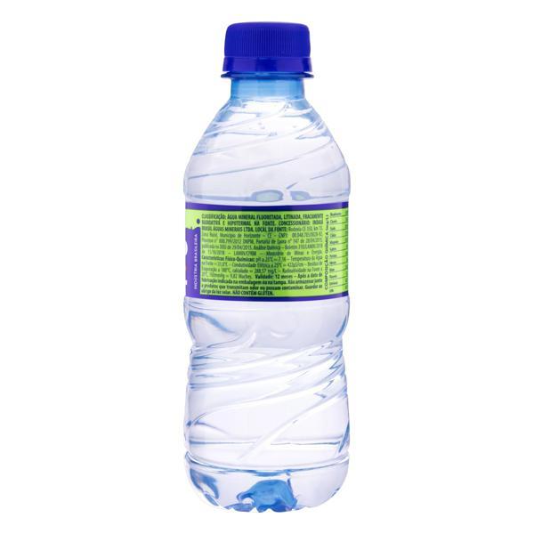 Água Mineral Natural sem Gás Indaiá Garrafa 330ml