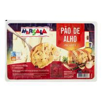Pão De Alho MARSALA com 5 Unidades 400g
