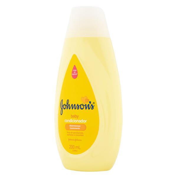 Condicionador Johnson's Baby Frasco 200ml