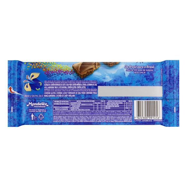 Chocolate ao Leite Lacta Pacote 90g
