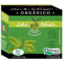Chá Verde Sachê Campo Verde 16g