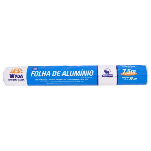 Papel Aluminio WISA 30x7,5