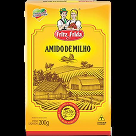 Amido de Milho FRITZ&FRIDA 200g
