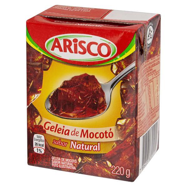 Geleia de Mocotó Natural Arisco 220g