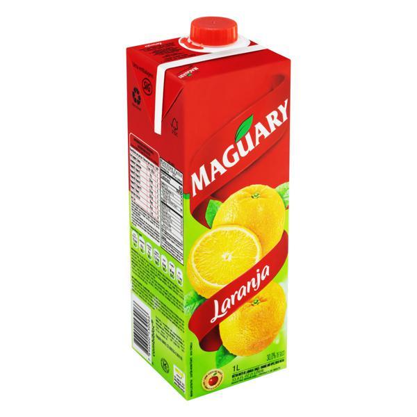 Néctar Misto Laranja Maguary Caixa 1l