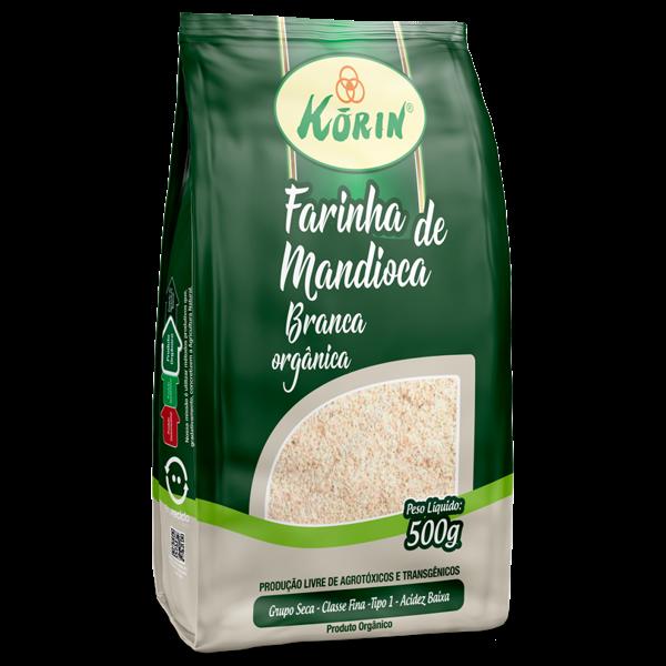 Farinha de Mandioca KORIN 500g