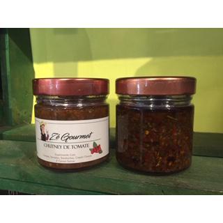 Chutney de tomate 200g - Zé Gourmet