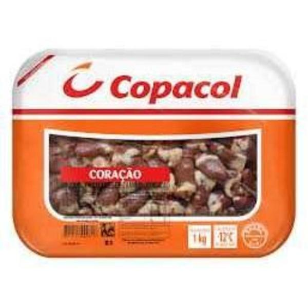 Coração de Frango COPACOL Congelado 1Kg