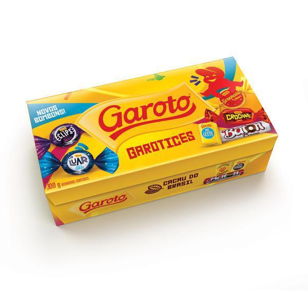 Bombom Garoto Sortidos Garotides (Exclusivo Online)