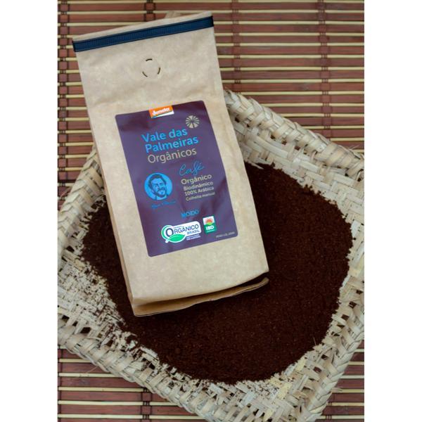 Café orgânico biodinâmico (moído) - 250g