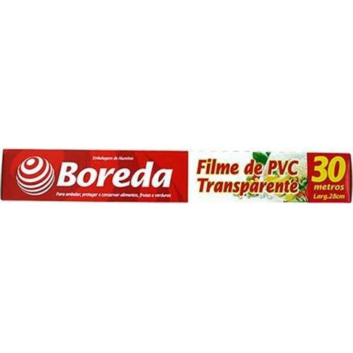 Filme Pvc Boreda 0.28X30Mt