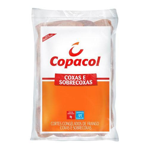 Coxa e Sobrecoxa COPACOL Congelada