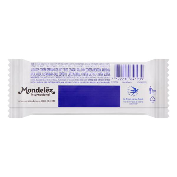Chocolate Branco Biscoito Oreo Lacta Laka Pacote 20g