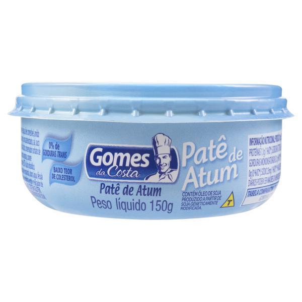 Pate de Atum 150g Gomes da Costa Light