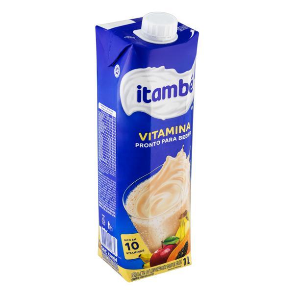 Bebida Láctea UHT Vitamina Itambé Caixa 1l