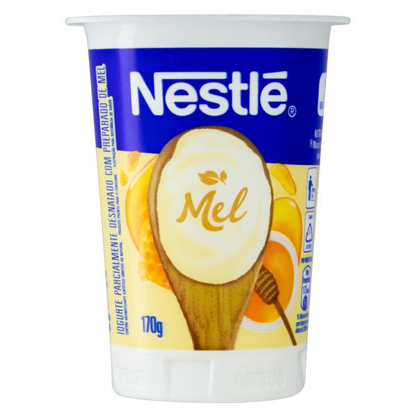 Iogurte Parcialmente Desnatado Mel Nestlé Pote 170g