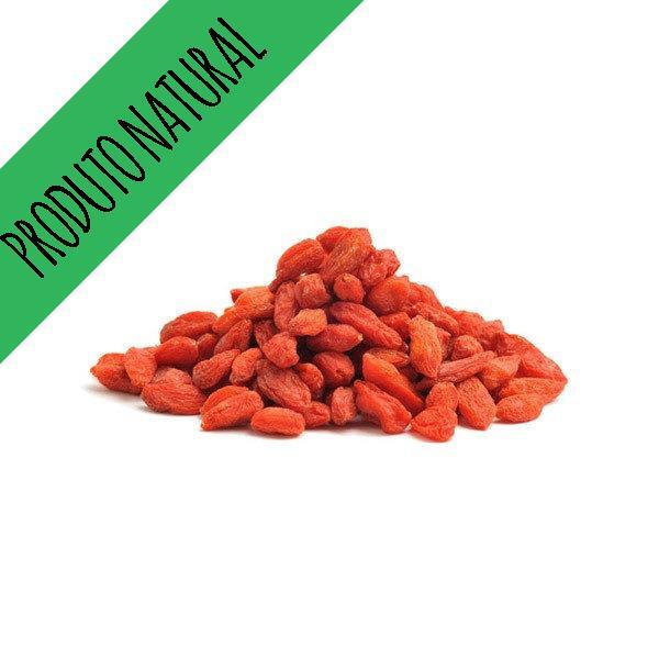 Goji Berry 100 gr - Produto Natural