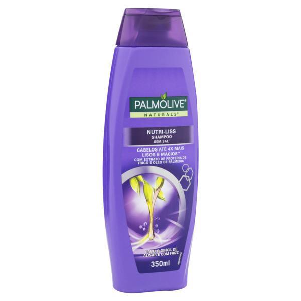 Shampoo Palmolive Naturals Nutri-Liss Frasco 350ml